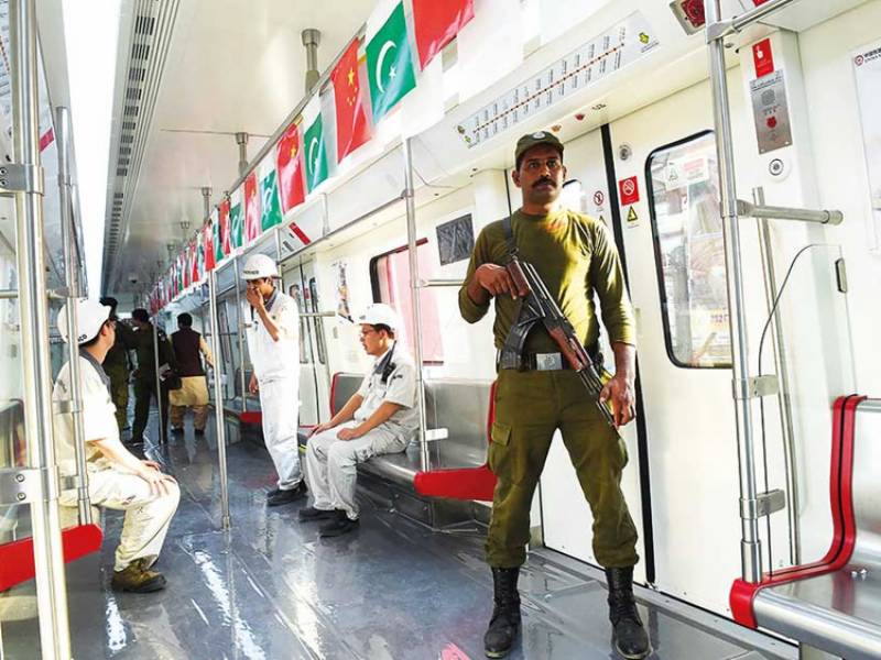 Metro Train becomes a pain in Punjab govt's neck