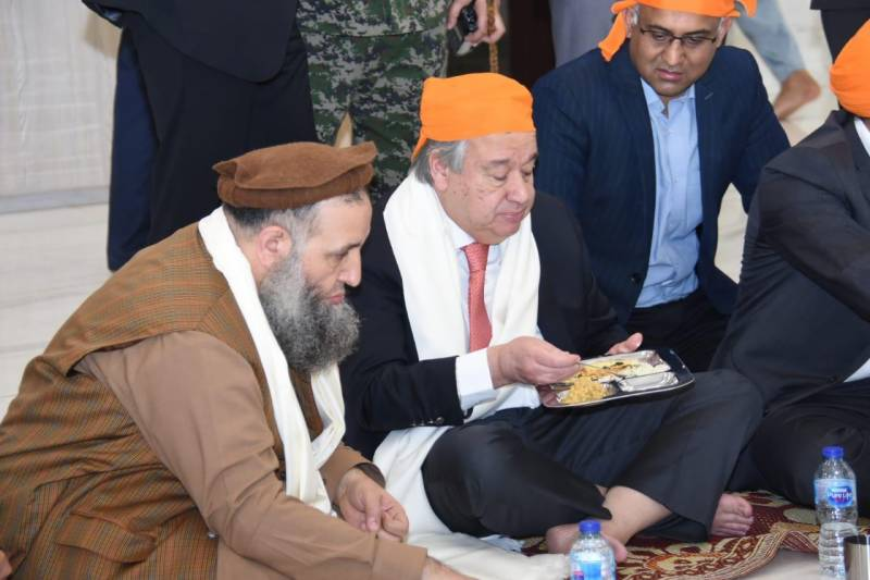 Pakistan's journey from terrorism to tourism remarkable: UN chief