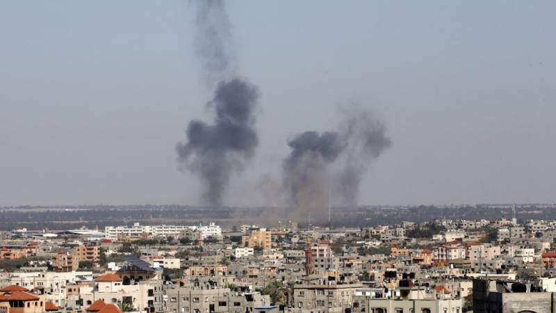 Israel eases Gaza restrictions over 'relative calm'