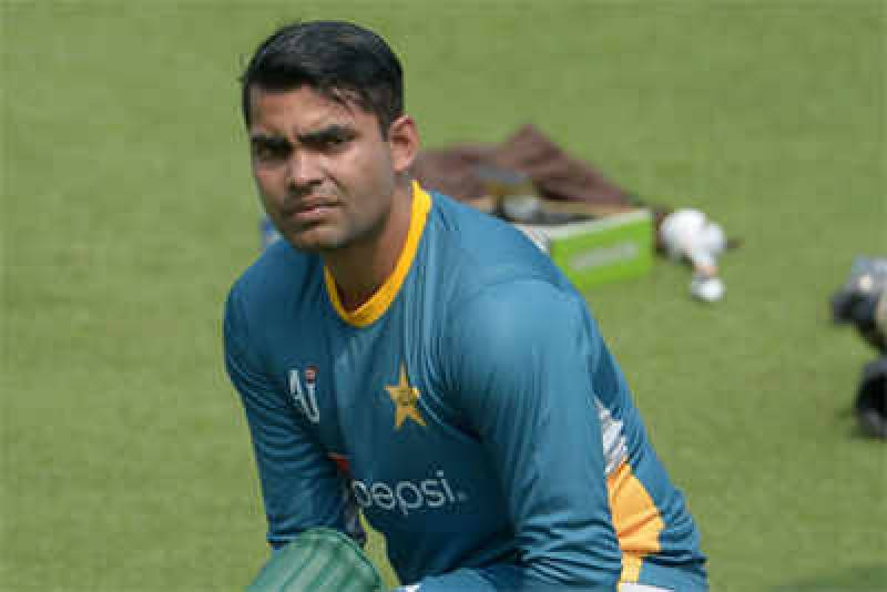 'Contacts' with suspicious people led to Umar Akmal's suspension