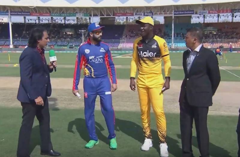 Zalmi opt to bowl against Kings after winning toss