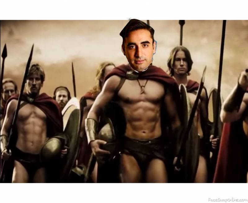 PPP will fight like 300 Spartans fought, says Bilawal