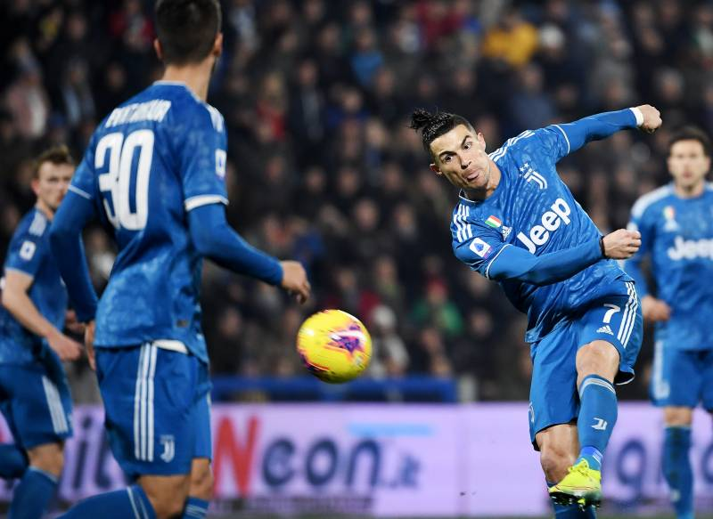 Ronaldo marks 1,000th game with record-equalling goal