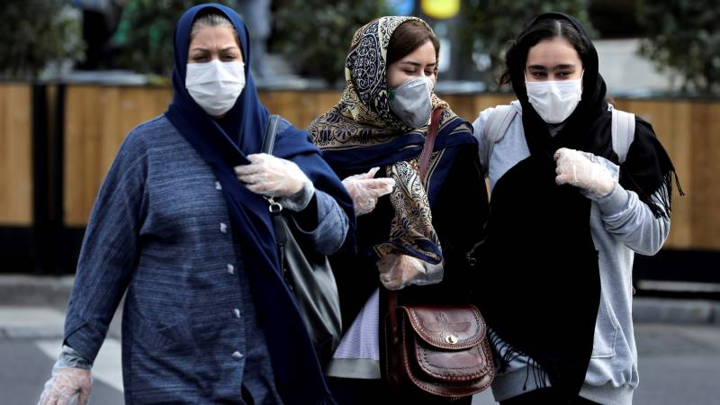 Coronavirus crisis deepens in Iran as 50 deaths reported in Qom alone