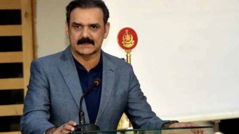 CPEC work not affected by coronavirus problem, says Asim Bajwa