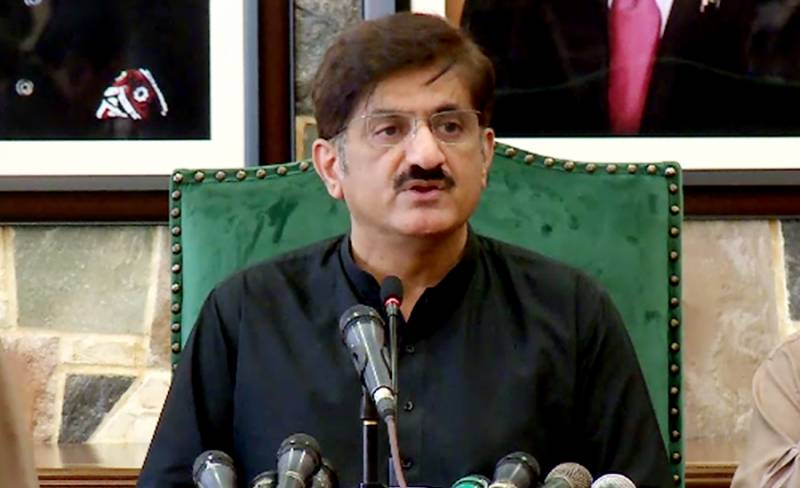 Govt gives equal rights to minorities in Sindh: CM Murad