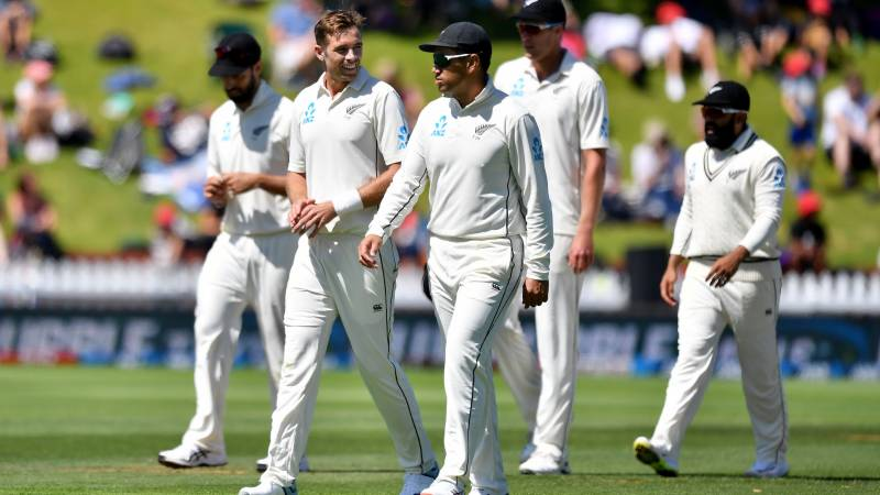 New Zealand crush India by 10 wickets in first Test