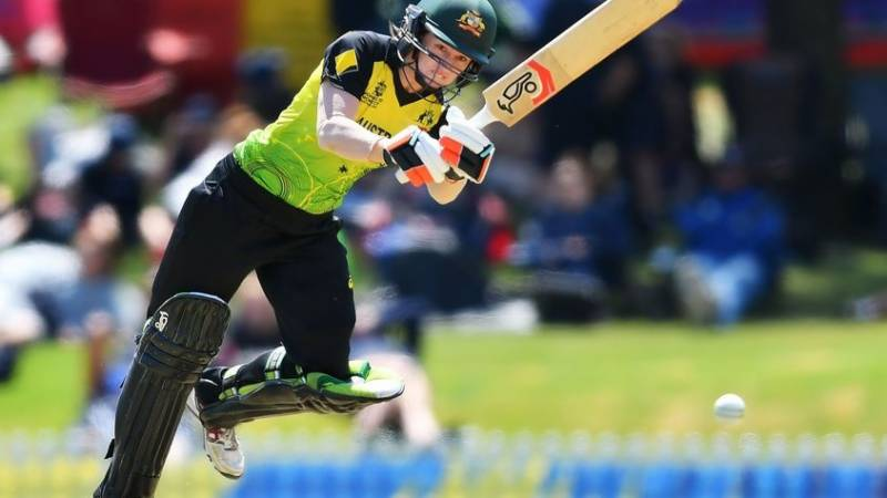 Haynes spares Australia's blushes in women T20 World Cup
