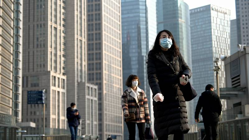WHO experts visit Chinese virus epicentre