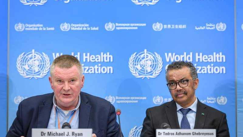 WHO tells world to brace for 'potential pandemic'