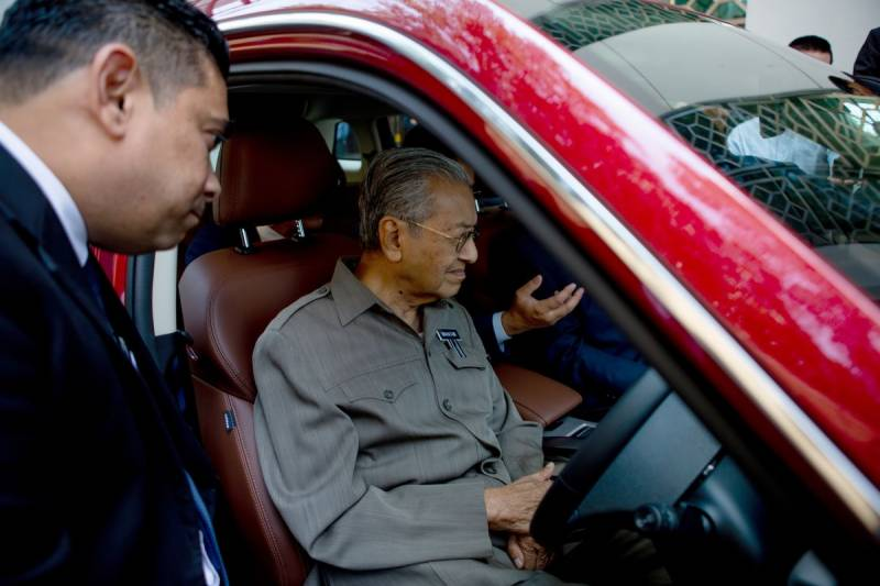 All eyes on Mahathir as he again picks new Malaysia leader