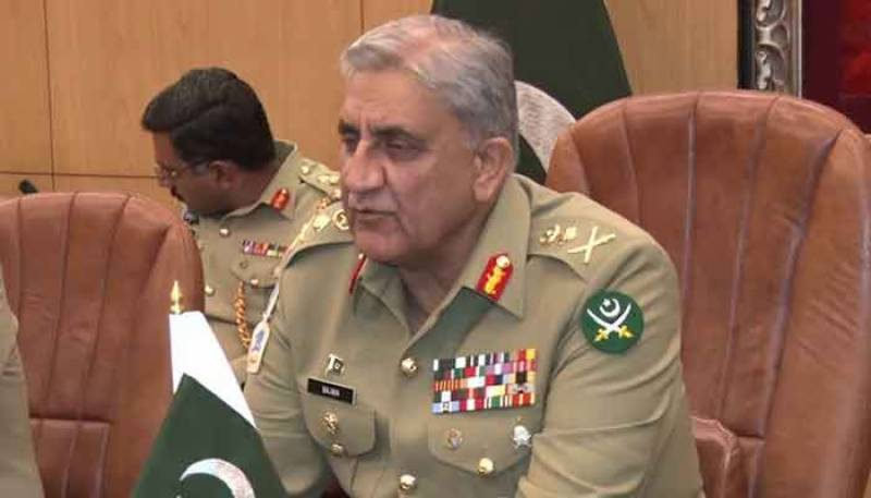 EU team discusses Kashmir situation, Afghan peace with COAS