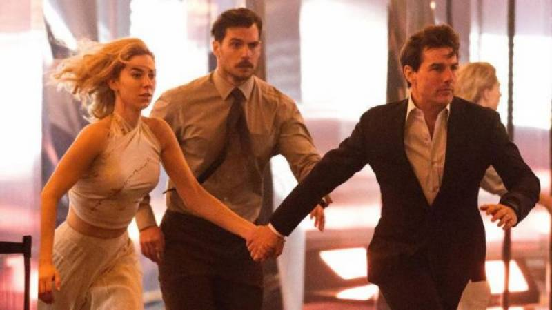 On 'Mission Impossible', Tom Cruise flees Italy over virus