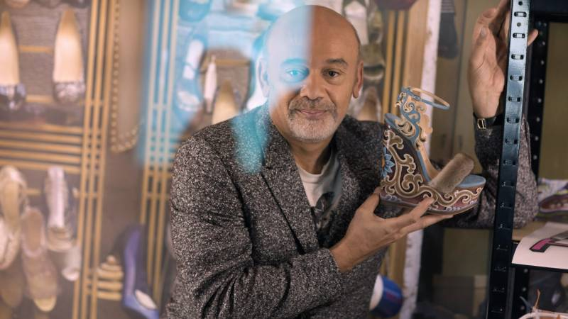 Super-high heels free women, says shoe king Louboutin