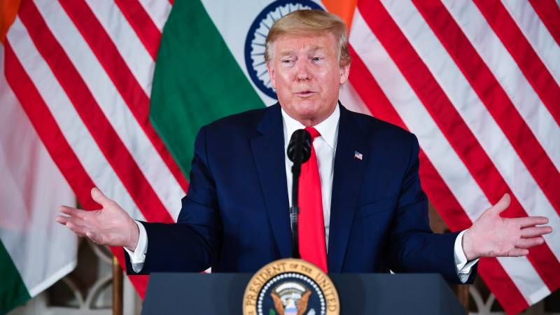 Good memories but no trade deal for Trump in India