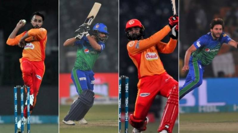 Players plead for packed stadiums as PSL action reach Multan, Rawalpindi