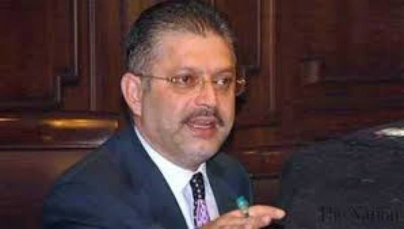 Sharjeel Memon, others indicted in liquor recovery case