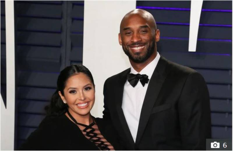 Kobe's widow files lawsuit against helicopter company over crash