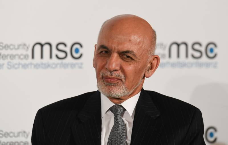 US urges Afghans to unite for Taliban talks amid election dispute