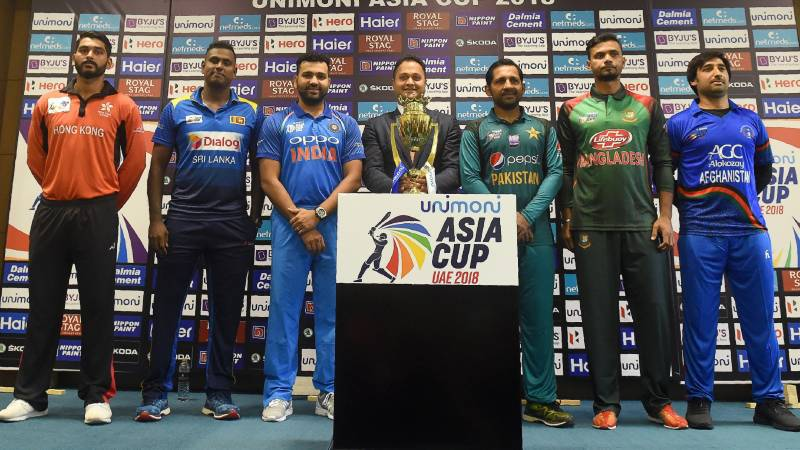 Asia Cup venue moved from Pakistan to Dubai on India's behest