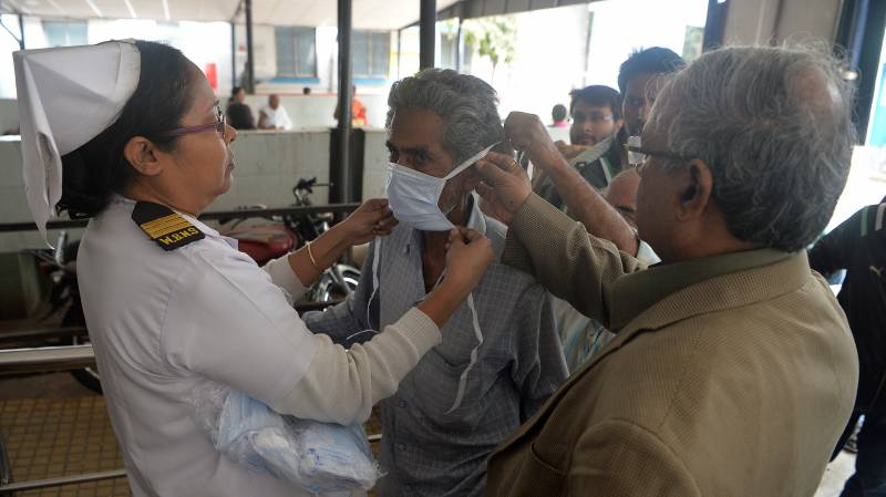 India on US spy agencies radar over coronavirus fears
