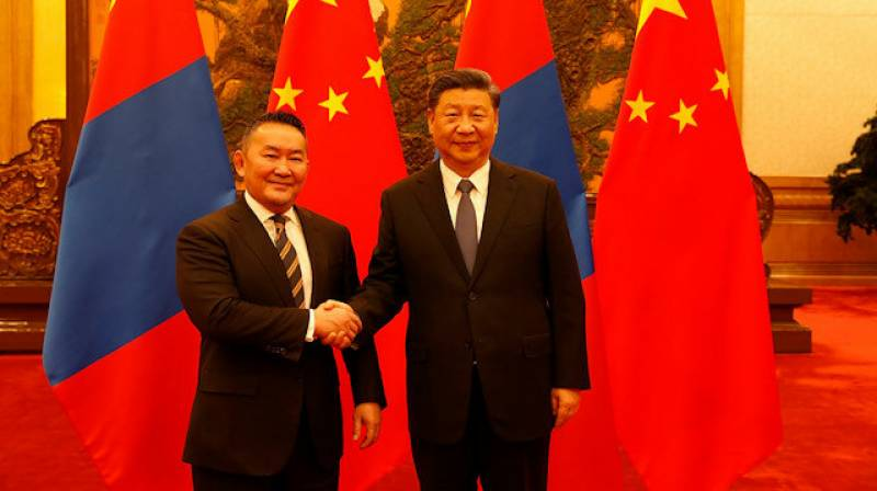 Prime Precedent: Mongolia President submits to quarantine on return from China visit