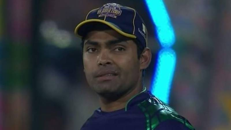 Suspended Umar Akmal asked to cough up PSL money