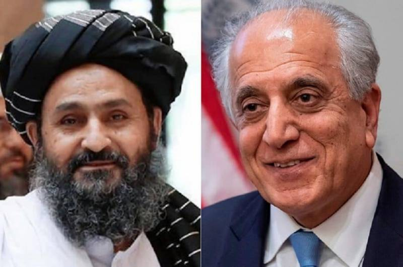 The envoy and the fighter: Duo behind the US-Taliban deal