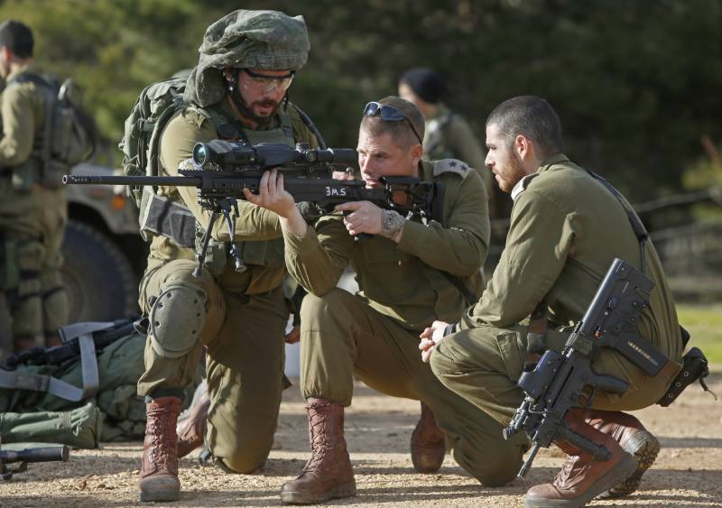 Three Syrian soldiers wounded by Israeli fire near Golan: state media
