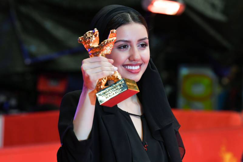 Iranian dissident, teen abortion drama take top prizes at Berlin film fest