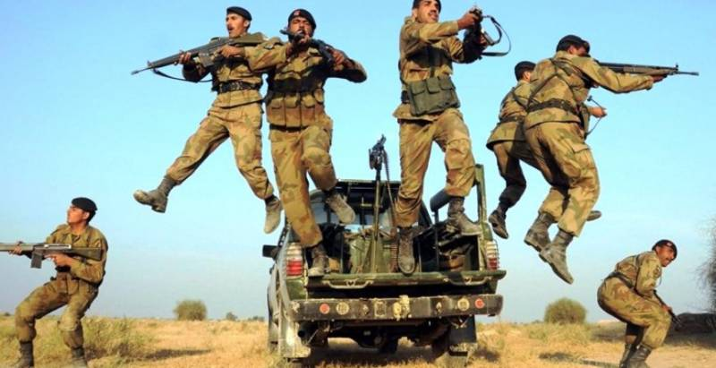 Pakistan's internal and external security challenges