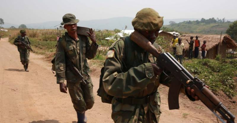 At least 20 killed in DR Congo militia violence