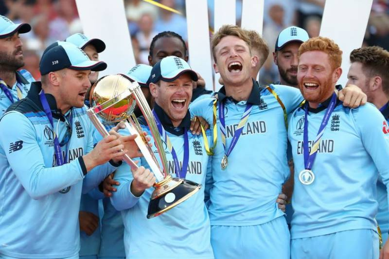 World Cup 2019 gives 350m pounds boost to UK economy
