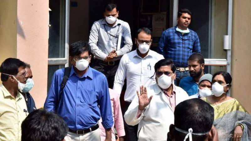 PM Modi says 'no need to panic' as new coronavirus cases surface in India