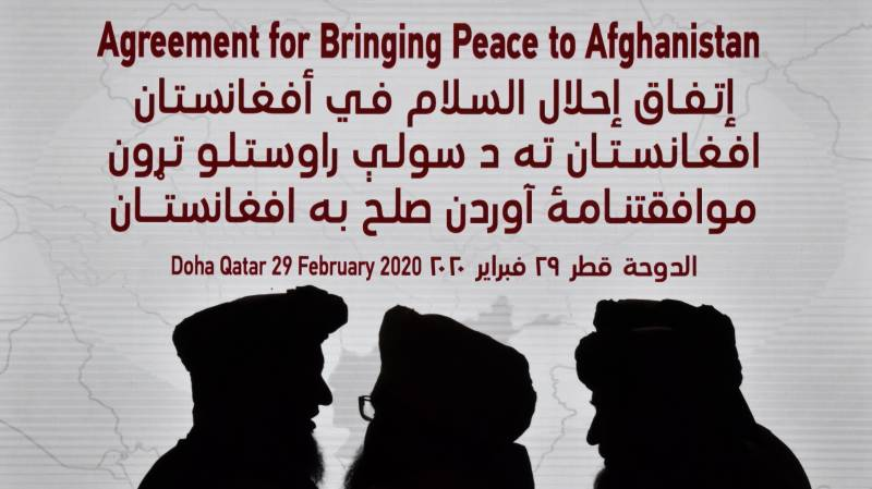 Taliban attack Afghan army bases, throwing peace talks into doubt