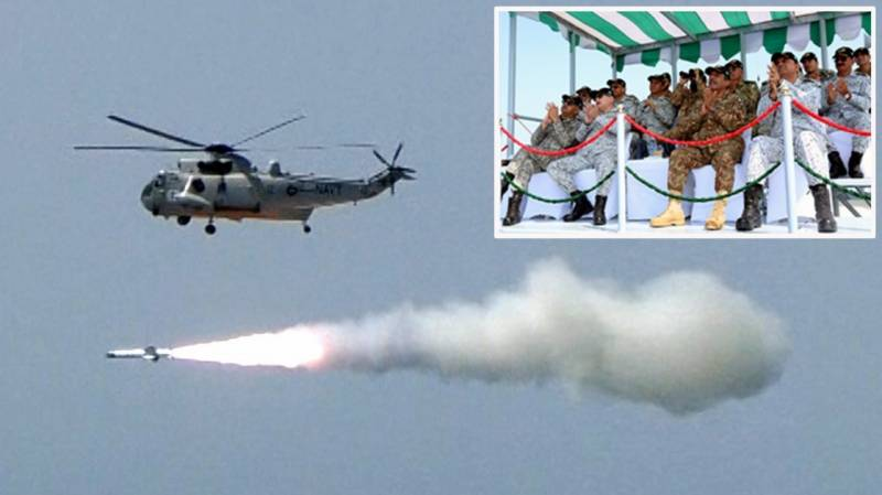Navy's Seaspark-20 exercise ends with firepower display