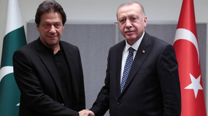 Pakistan fully supports Turkey's fight against terrorism: PM