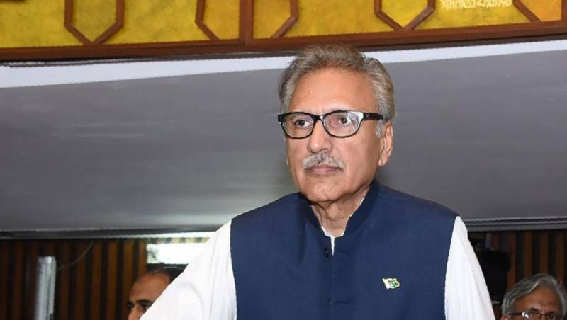 Pakistan offers attractive opportunities for investment: President Alvi