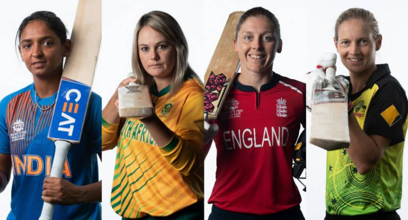 Semi-final line-up for Women's T20 World Cup confirmed
