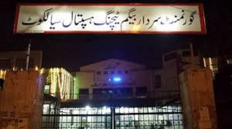 Theft of medicines at Govt SBTH Sialkot raises eyebrows