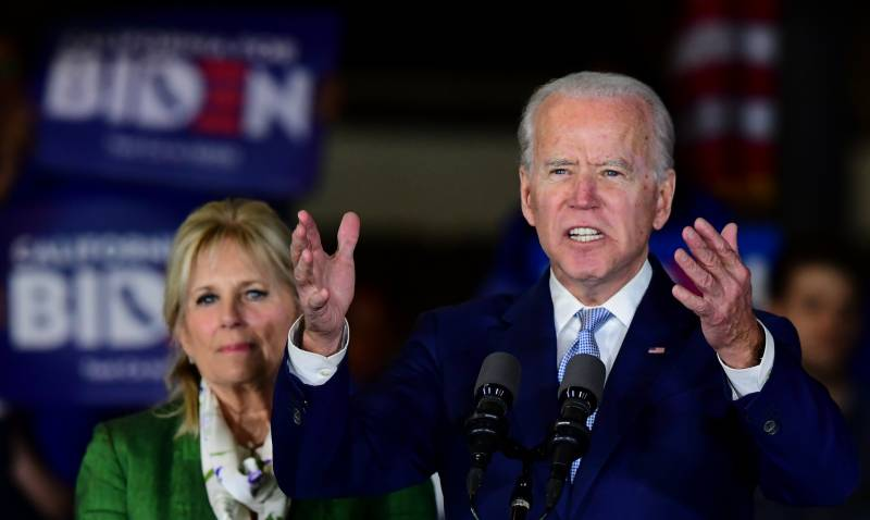 Biden, once counted out, rebounds on Super Tuesday