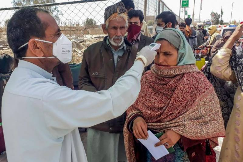 Another coronavirus case confirmed in Karachi, tally in Pakistan rises to six