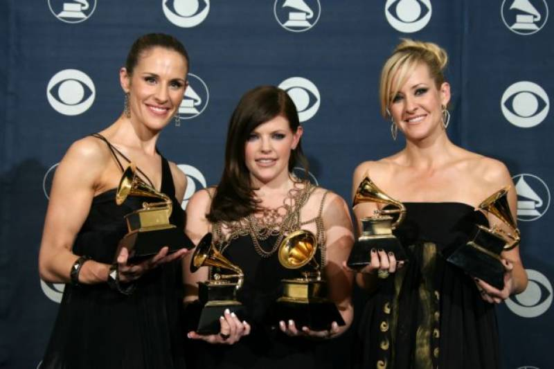 Country trio The Dixie Chicks announce first album in 14 years