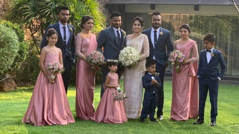 Get married and come to play: Kausal Perera starts new life
