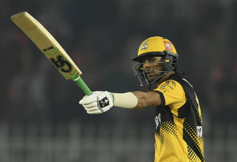 Malik leads Zalmi to victory against Gladiators in PSL's 18th game