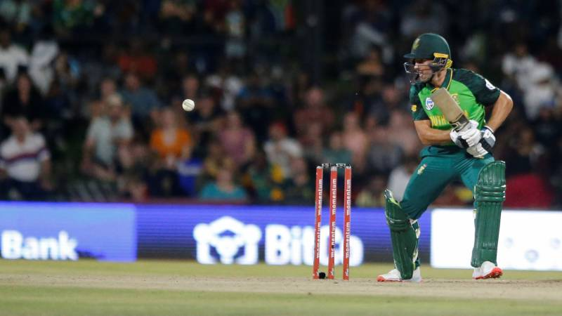 Snubbed Malan clinches South Africa series win over Australia