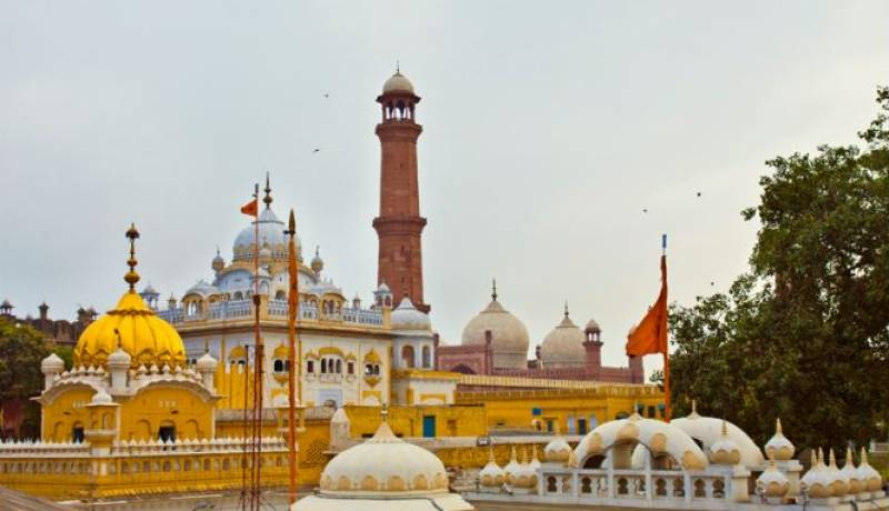 Walled City displays glorious history of Lahore