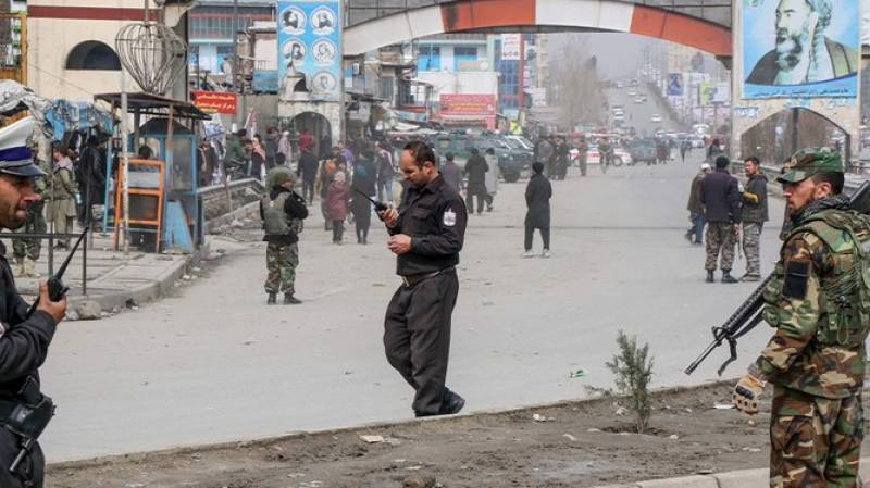 At least 27 killed in attack on Afghan political rally