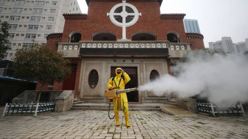 China may soon lift quarantine on virus-hit Hubei province: official