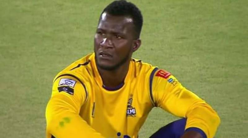 Who played role in Darren Sammy's removal as Peshawar Zalmi captain?